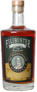 Filibuster Whiskey The Boondoggler 750ml